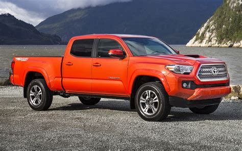 toyota tacoma trd sport double cab wallpapers