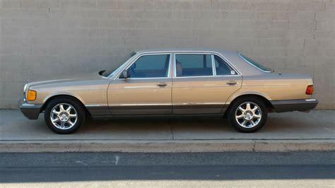 Runs, drives, shifts and stops great. 1984 Mercedes Benz 500SEL. Runs & Drives Excellent ..300 ...