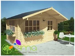 Abris De Jardin Discount : chalet de jardin en bois massif bretagne 12m 4x3 ~ Melissatoandfro.com Idées de Décoration