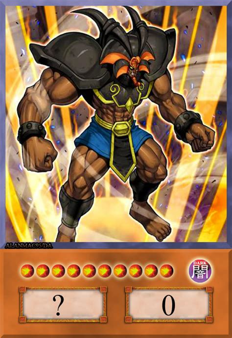 Exodius The Ultimate Forbidden Lord Deck 2008 by Exodius The Ultimate Forbidden Lord By Alanmac95 On Deviantart