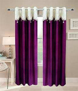 Homefab India Designer Wine Curtain - Buy Homefab India