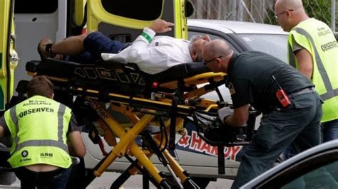 Šausminošs terora slaktiņš Jaunzēlandē - nogalināti ...