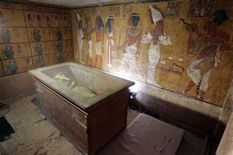 More Evidence Supports Claim Hidden Chamber In Tutankhamun