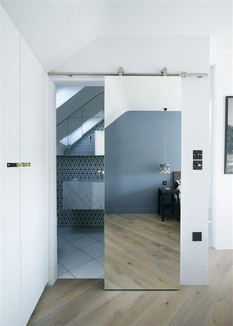 Bathroom Door Mirrors by Hawksley Heights Sliding Door Toilet Interior Barn