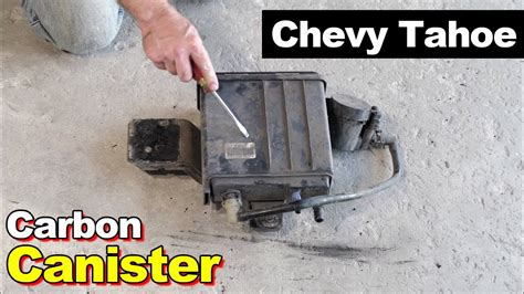 2003 Yukon Fuel Filter by 2005 Chevy Tahoe Fuel Filling Slowly From Clogged Charcoal