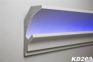 Led Profile Indirekte Beleuchtung : lichtleiste kd202 f r indirekte decken und wandbeleuchtung gartenfiguren aus beton produzent ~ Orissabook.com Haus und Dekorationen