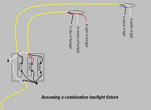 Light Two Switches One Power Source Diagram