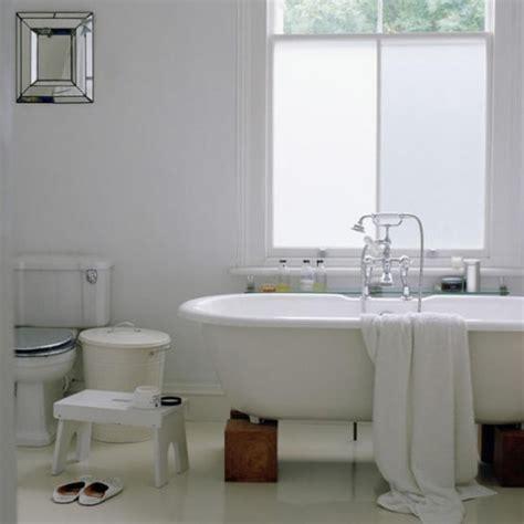 Bathroom Ideas Roll Top Bath by Modern Bathroom Roll Top Bath Housetohome Co Uk