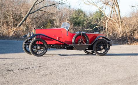 1923 the type 32 was nicknamed the tank by the press because of its resemblance to the tanks used in the first world war. 1923 Bugatti Type 23 Brescia Three Seater Torpedo ...