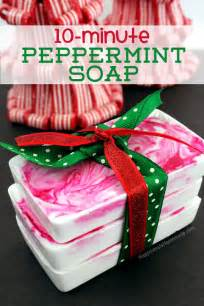 4th of july headband 10 minute diy gift idea peppermint soap