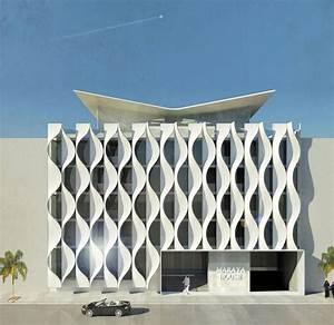 Resultado de imagen para facade modern house parametric ...