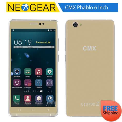 6 inch smartphone cmx phablo 6 inch android smartphone cpu