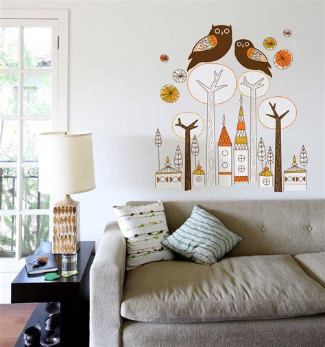 70 Beautiful Wall Stickers  Top Design Magazine Web