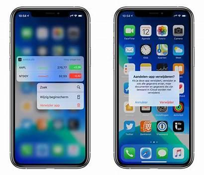 Verwijderen Iphone Je Ios Niet App Ipad