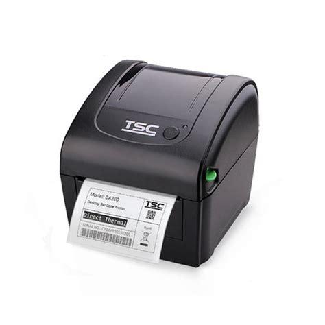 tsc thermal label printer da special  printing