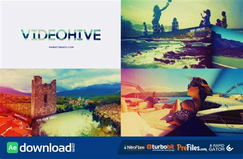 after effects templates free download intro video clean intro videohive free download free after