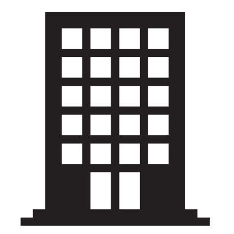 siege social casa corporate office building icon free icons