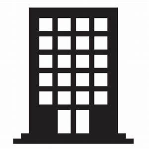corporate office building icon – Free Icons Download