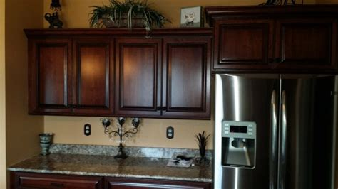 Thermofoil Kitchen Cabinets Vs Wood thermofoil cabinets versus solid wood cabinet doors for