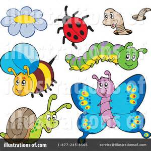 Free Clip Art Insects and Bugs
