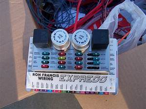 Ron Francis Wiring Harness