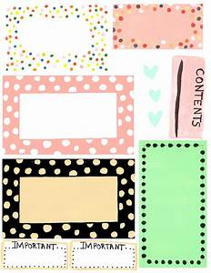 weekly wrap up free designer organizer label downloads With kitchen colors with white cabinets with how to print labels on sticker paper