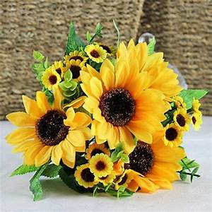 Popular Sunflower Decorations-Buy Cheap Sunflower