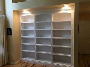 Handmade, Built, In, Bookshelves, By, Rocky, Mountain, Woodworks