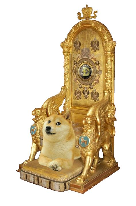 (Update) Dogecoin transparent PNG archive needs your help ...