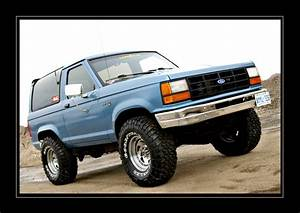 Allenb2 1989 Ford Bronco Ii Specs  Photos  Modification