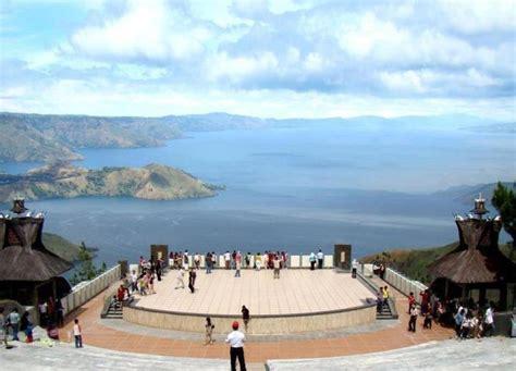 liburan  taman simalem resort panduan wisata medan