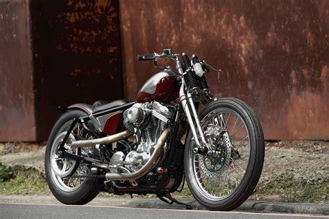 2loud Custom Harley Xl883c
