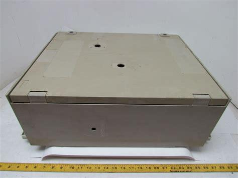 Carlon Floor Box Cover Plate by Carlon Hp2016b Non Metallic Junction Box Electrical