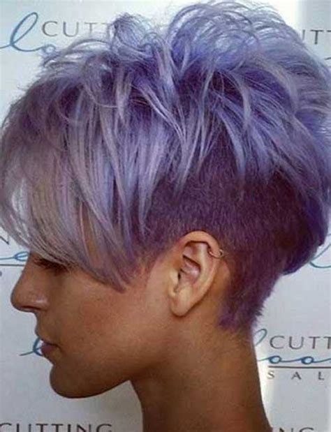 The Short End Of Things On Pinterest Pixie Cuts Short