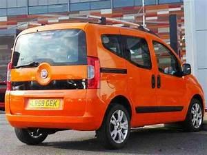 Fiat Qubo 1 4 8v Dynamic 5dr Orange  Car For Sale