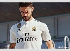 Novas camisas do Real Madrid 20182019 Adidas Mantos do