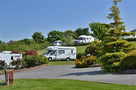 Touring Caravan Park in North Wales near Llandudno and Conwy