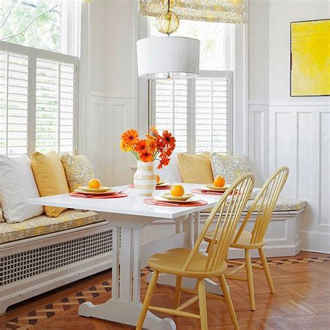 Decorating Ideas For Kitchen Breakfast Area by 2014 Comfort Breakfast Nook Decorating Ideas Interior
