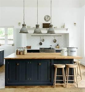 Cuisine Deco Industrielle : deco cuisine industrielle ~ Carolinahurricanesstore.com Idées de Décoration