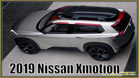 nissan xmotion review nissan xmotion concept