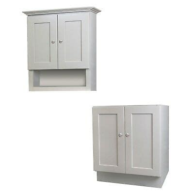 Bathroom vanity 30 x 18. 24 x 18 Grey Bathroom Vanity and Tank Topper Cabinet Set ...