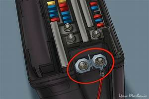 Using The Power Connection On The Fuse Box For Secondary