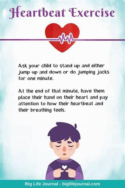 Mindfulness Activities Breathing Children Activity Exercise Fun