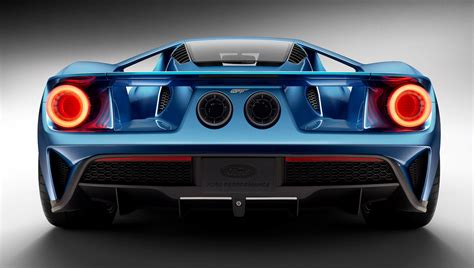 2018 Ford Gt Is The Fastest Ford Ever