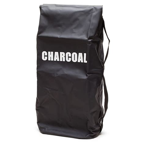 charcoal storage bag cooks illustrated
