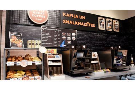 Circle K atver Eiropā pirmo ērtas iepirkšanās veikalu ...