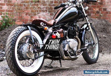 1996 Honda Rebel For Sale In United Kingdom
