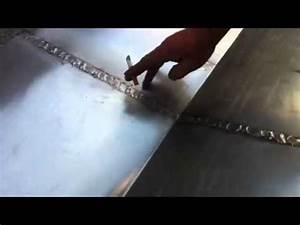 Soudure Zinc A Froid : tutorel technique sur soudure d 39 un zinc pour ch neau youtube ~ Melissatoandfro.com Idées de Décoration