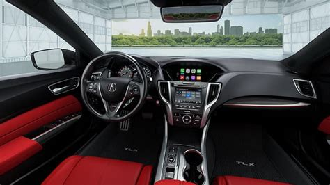 acura tlx interior 2018 acura tlx exterior color options