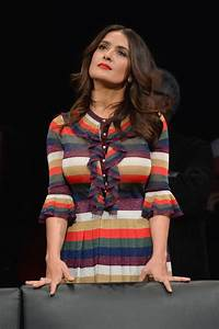 Salma hayek in gucci prix lumiere ceremony 2015 for Serrurier lyon prix